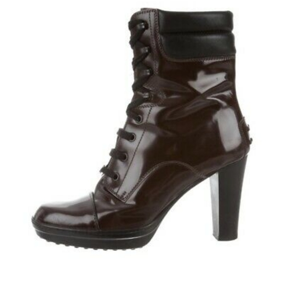 Tod's Shoes - Tod's Aspen Tronchetto Ankle Boot